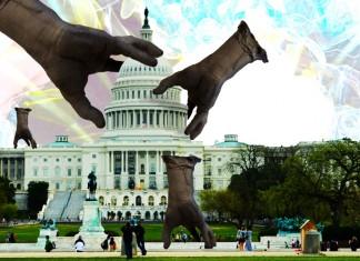 Hands invade DC