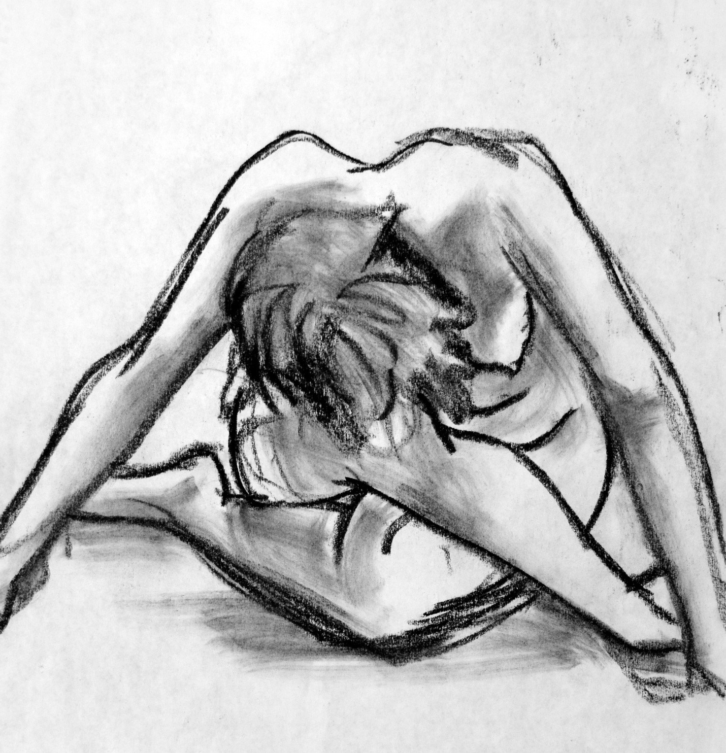 Gesture Drawing One