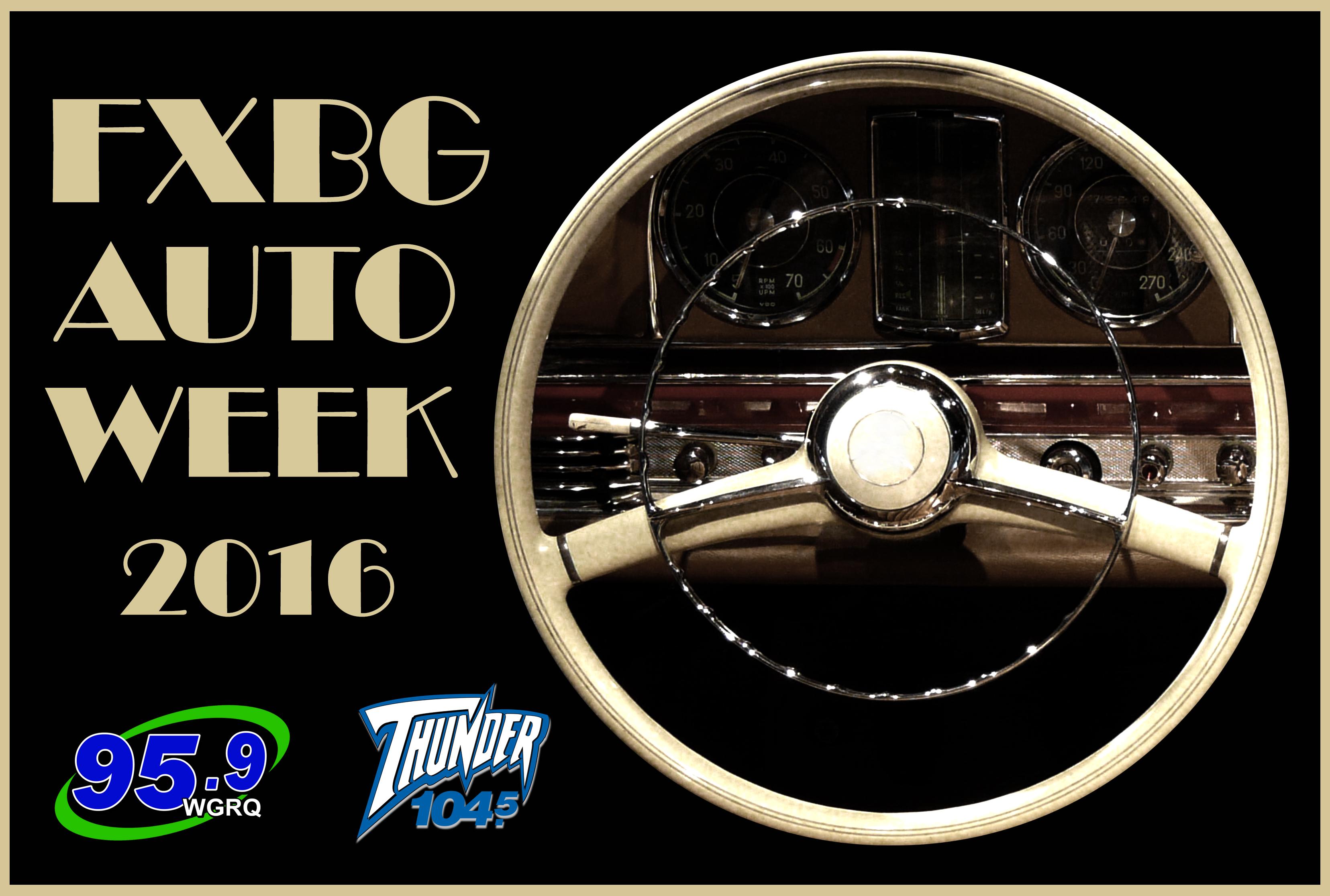 Auto Week Logo